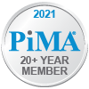 Footer PIMA badge 2021