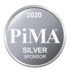 Footer PIMA badge